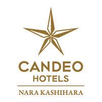 カンデオホテルズ奈良橿原 様ロゴ