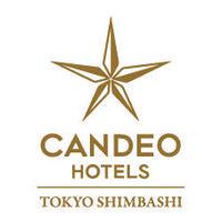 カンデオホテルズ東京新橋 様ロゴ